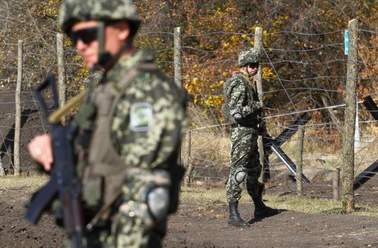 """Progetto """"il muro"""": come Ucraina cstruisce il vero confine con la Russia (foto)"""